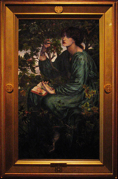 Archivo:Rossetti TheDayDream.jpg