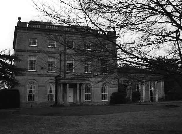 La mansión de los Kent