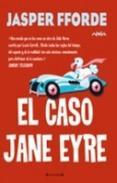 LIBROS - EL CASO JANE EYRE