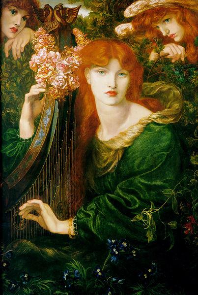 File:Rossetti, Dante Gabriel - La Ghirlandata - 1871-1874.jpg